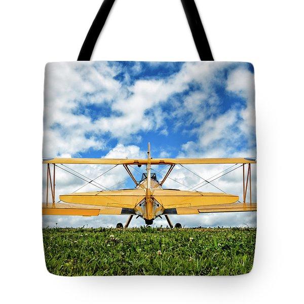 Dreaming Of Flight Tote Bag