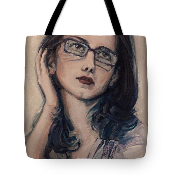 Dreaming With Open Eyes Tote Bag
