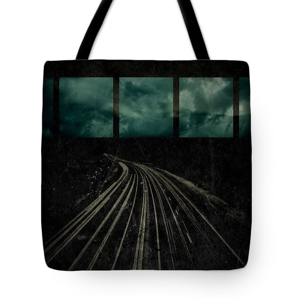 Drifting Tote Bag by Mark Ross