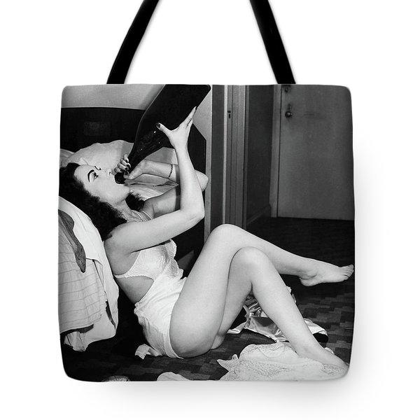 Drink Up Tote Bag