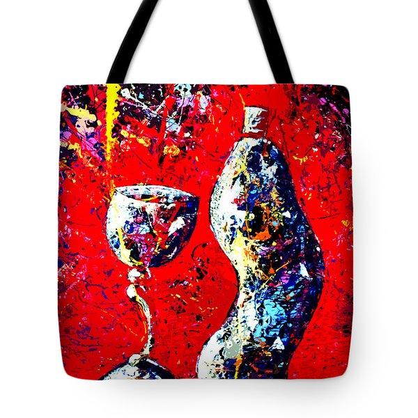 Dripx 76 Tote Bag