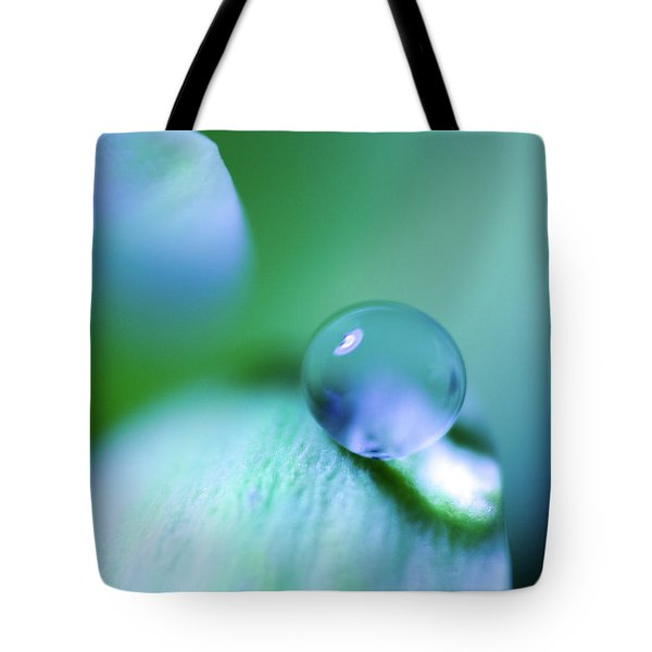 Dropped Tote Bag