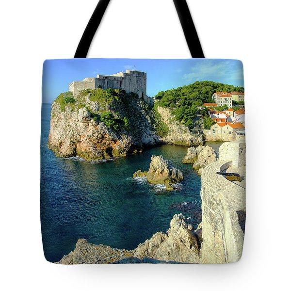 Dubrovnik, Croatia #3 Tote Bag
