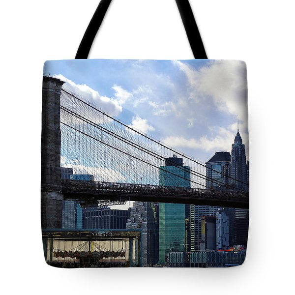 Tote Bag featuring the photograph Dumbo by Mitch Cat