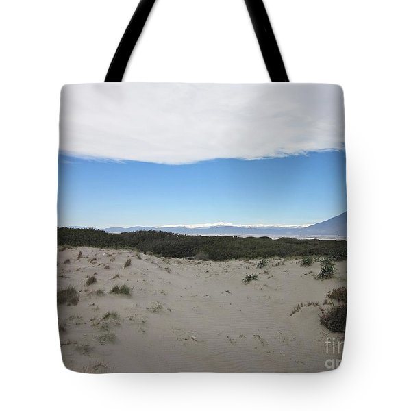 Dune In Roquetas De Mar Tote Bag