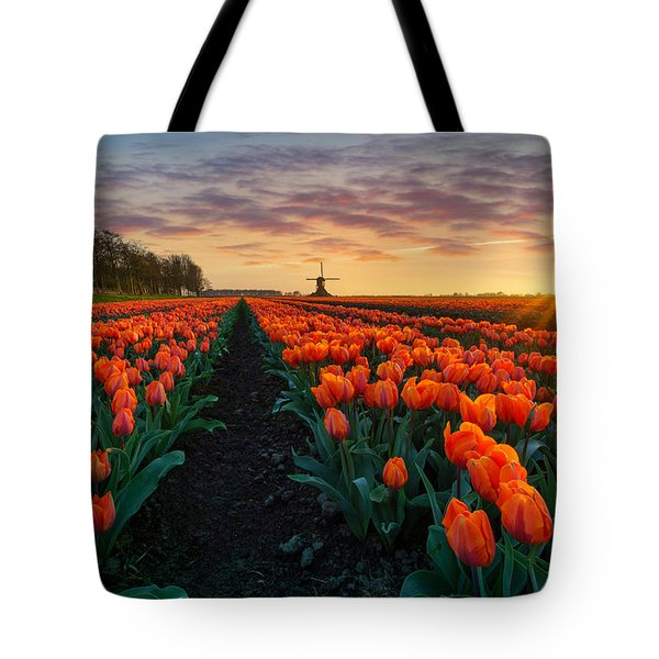 Dutch Classic Tote Bag
