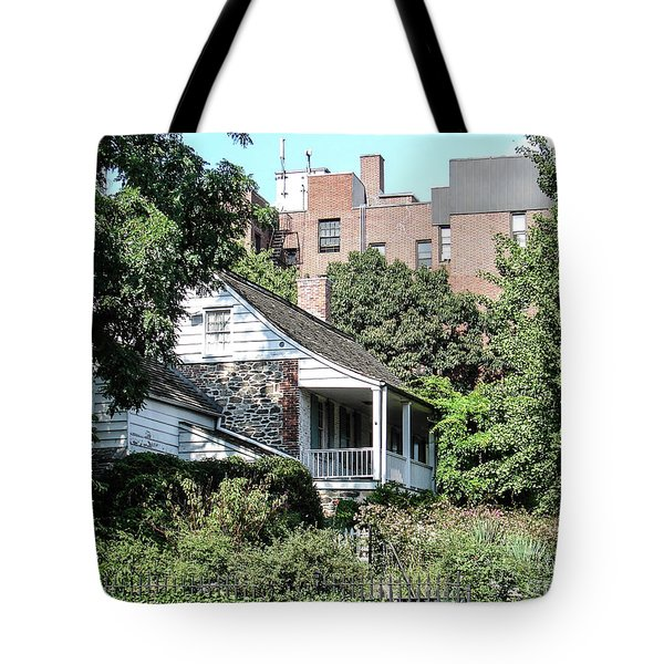 Dyckman House Tote Bag