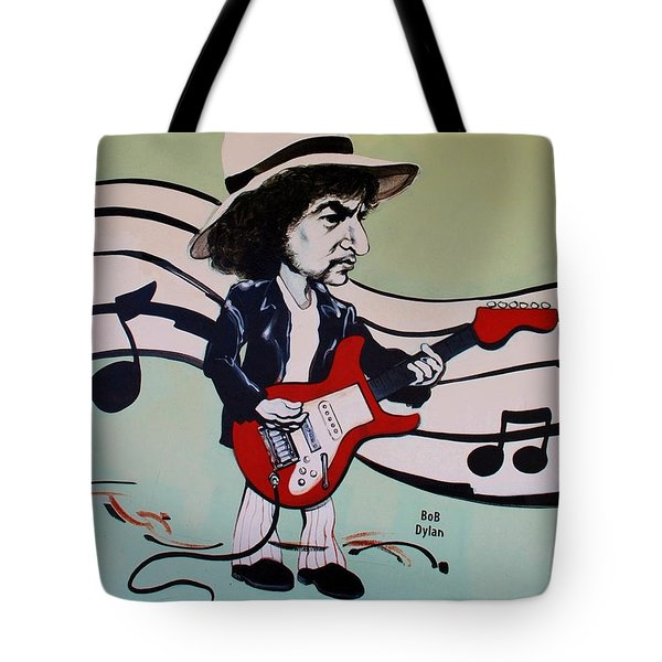 Dylan Tote Bag by Rob Hans