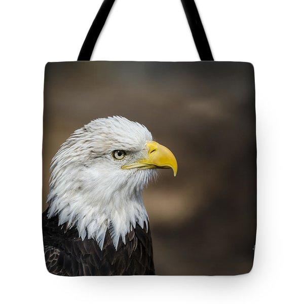 Eagle Profile Tote Bag