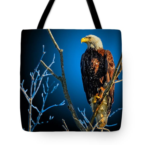 Eagle Radiance 2 Tote Bag