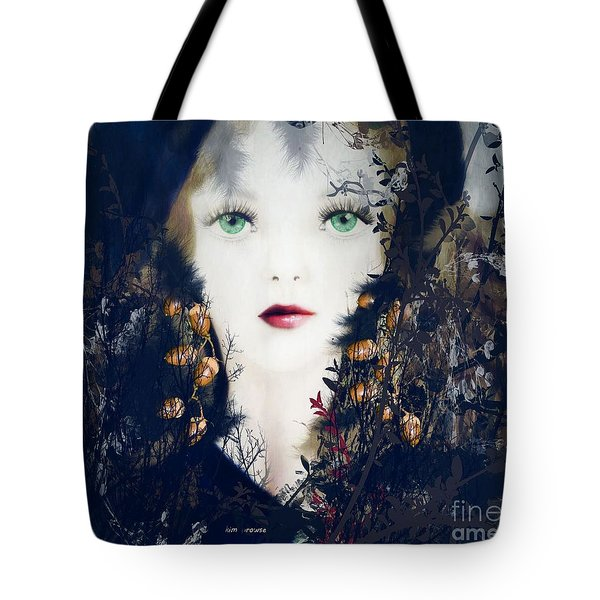 Earth North  Tote Bag by Kim Prowse