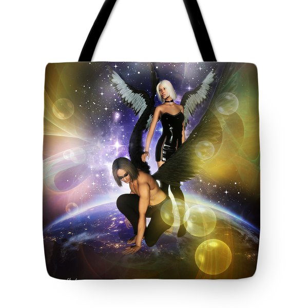 Earth's Guardians Tote Bag