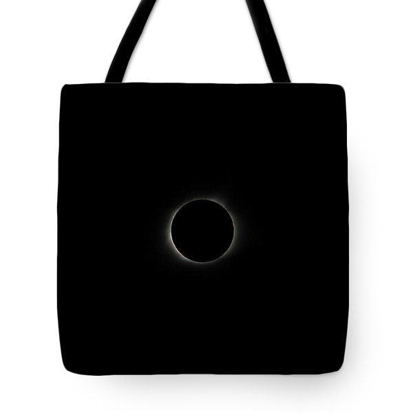 Eclipse 2017 Tote Bag