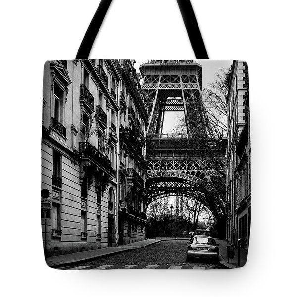 Only In Paris Tote Bag