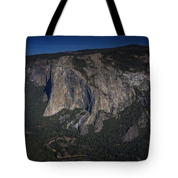 El Capitan  Tote Bag by Rick Berk