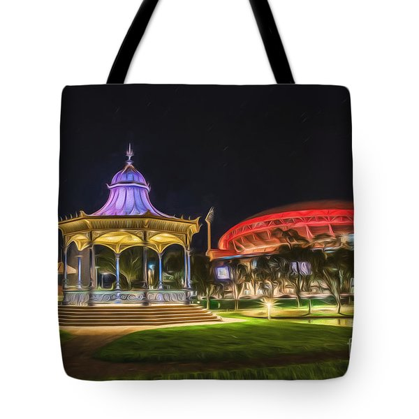 Elder Park Elegance Tote Bag