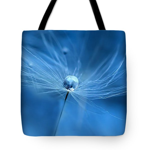 Electrifying Tote Bag by Rebecca Cozart