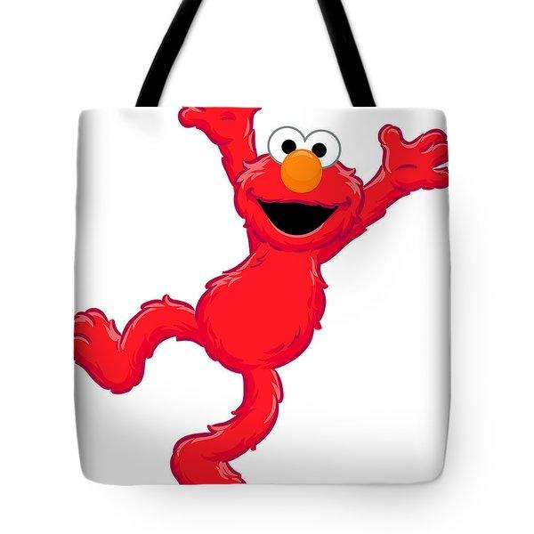 Elmo Tote Bag