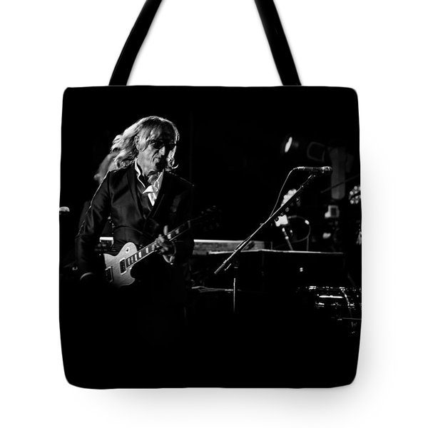 Elton John And Band In 2015 Tote Bag