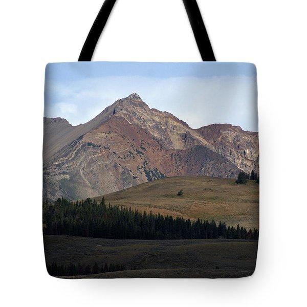 Emerald Lake Tote Bag by Marty Koch