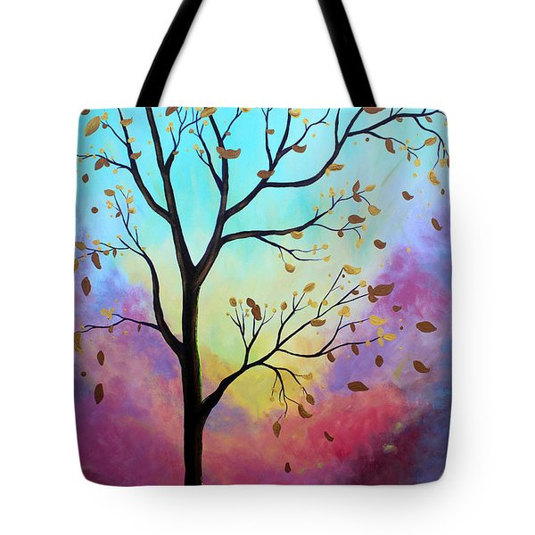 Enchanted Aura Tote Bag
