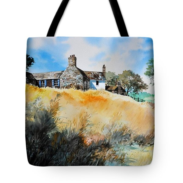 English Farmhouse Tote Bag
