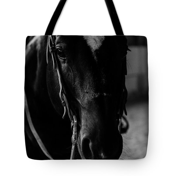 Equine Smile Tote Bag