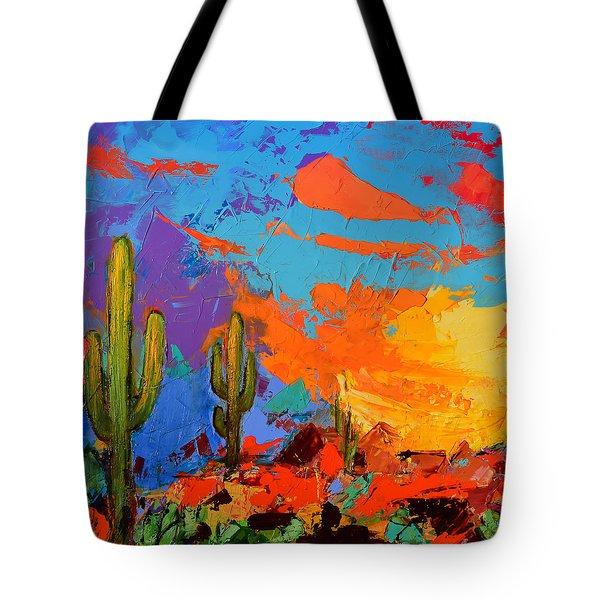 Essai Tote Bag by Elise Palmigiani