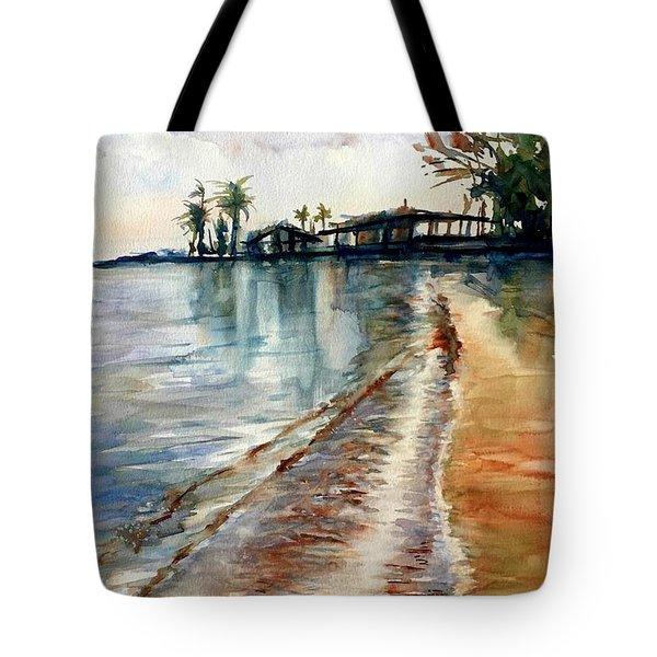 Evening Solitude Tote Bag