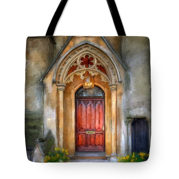 Evensong Tote Bag by Lois Bryan