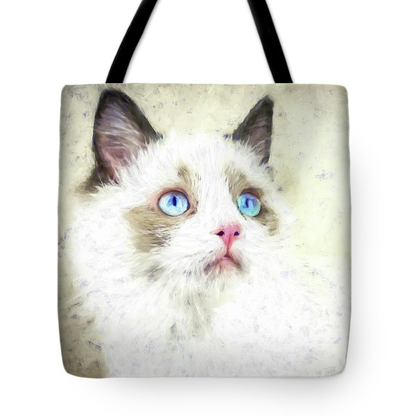Ever Watchful Tote Bag