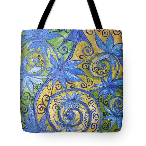 Expansion Tote Bag