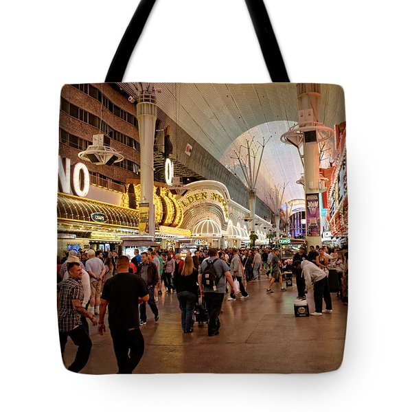 Experience This Tote Bag