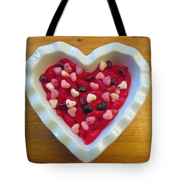 Extra #sweet Dreams! #candyporn Tote Bag