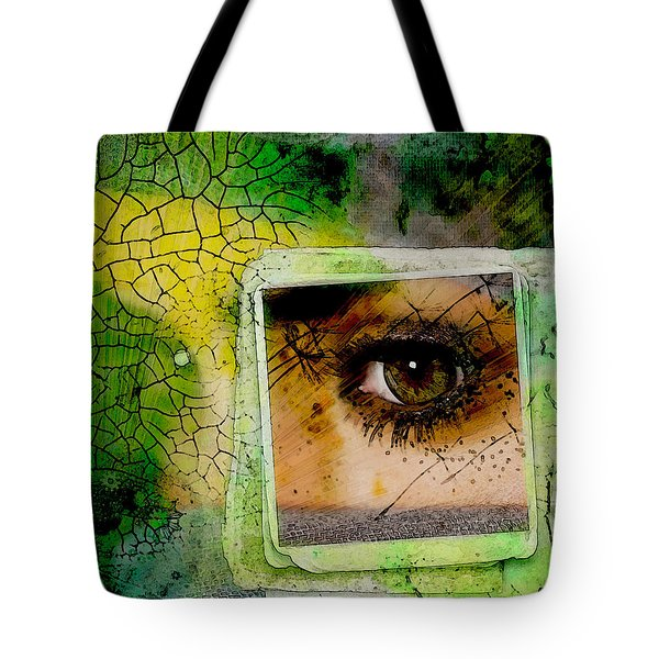 Eye, Me, Mine Tote Bag