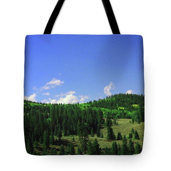 Faafallscene118 Tote Bag