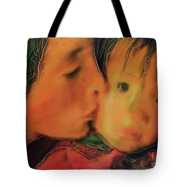 Faces Of Hope Nepal Tote Bag