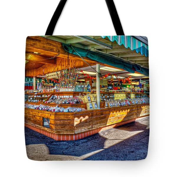 Fairfax Farmers Market Tote Bag