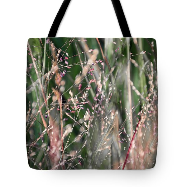 Fairies In The Grass - Tote Bag