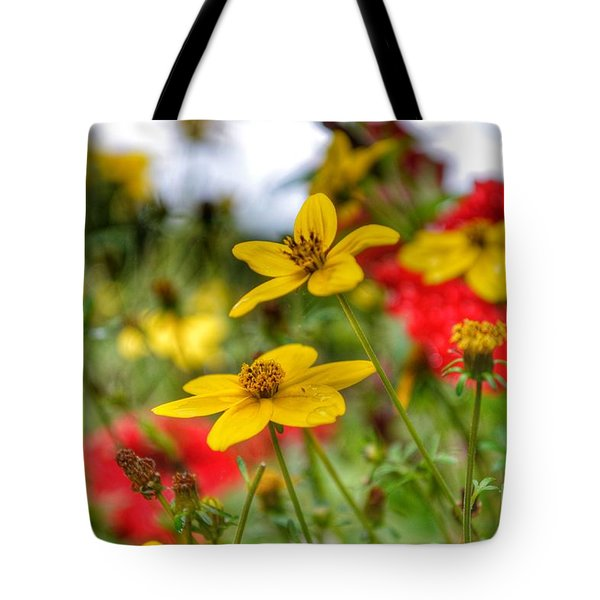 Tote Bag featuring the photograph Faith by Isabella F Abbie Shores FRSA