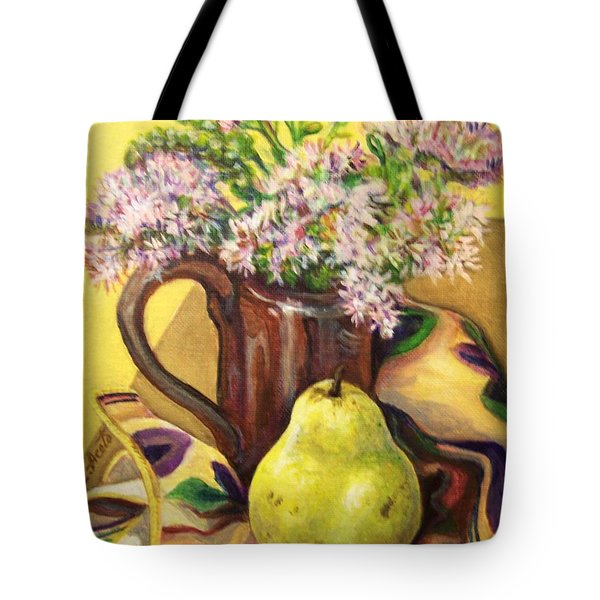 Fall Still Life Tote Bag