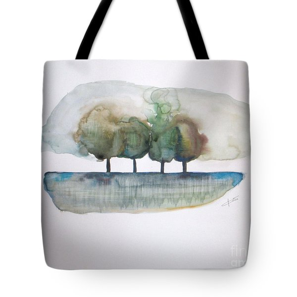 Family Trees Tote Bag