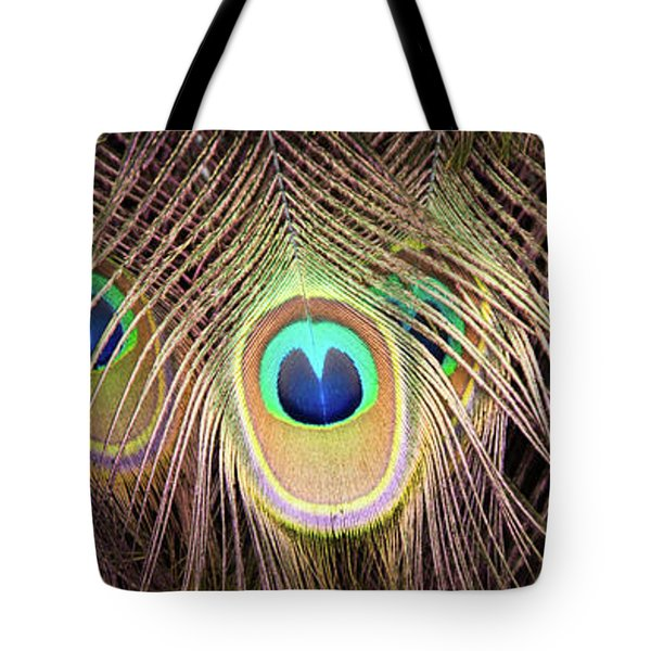 Tote Bag featuring the photograph Fan Of Feathers by Joye Ardyn Durham