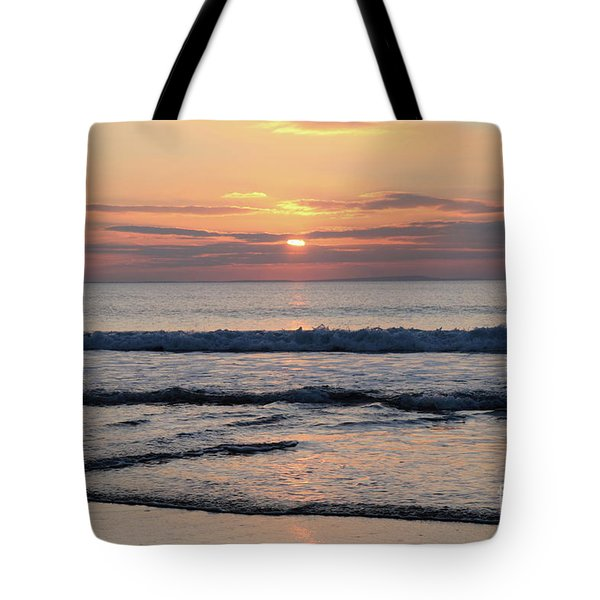 Fanore Sunset 2 Tote Bag