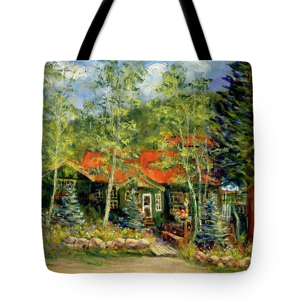 Fawnbrook Inn Tote Bag
