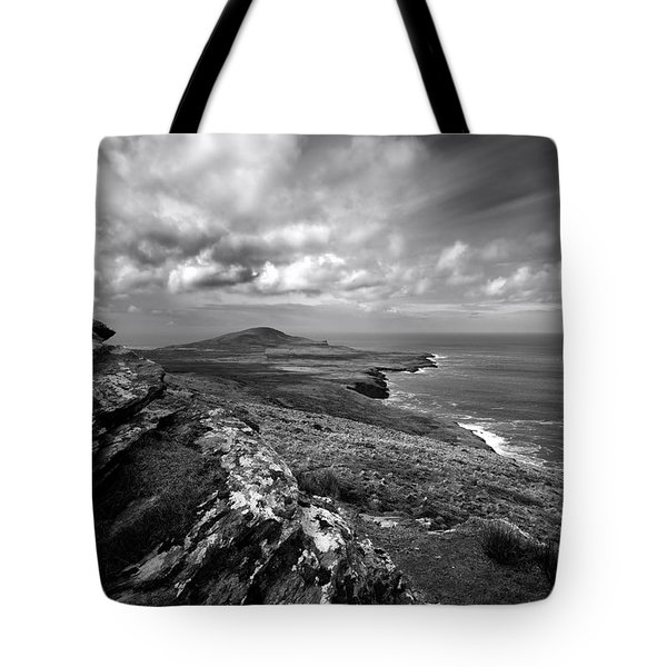Feaghmaan West Tote Bag
