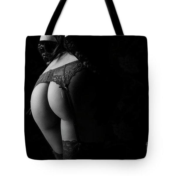 Female Back Tote Bag