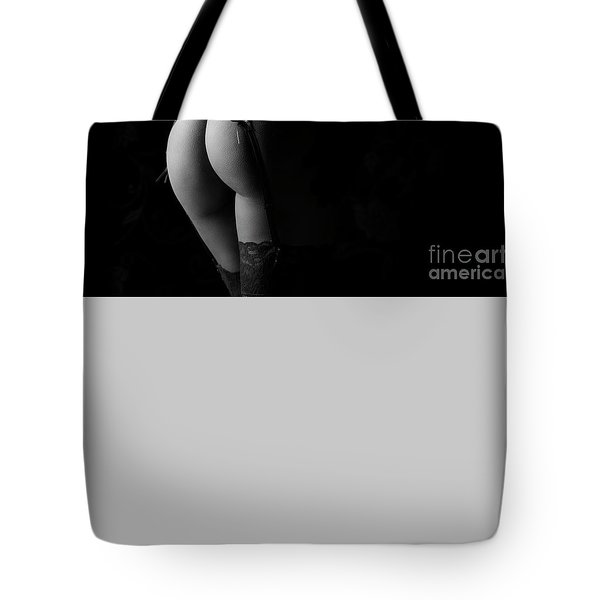 Female Back Tote Bag