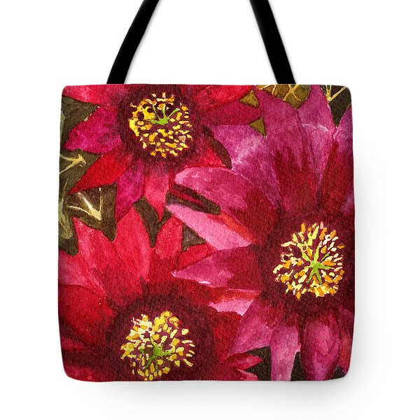 Tote Bag featuring the painting Fendlers Hedgehog by Eric Samuelson