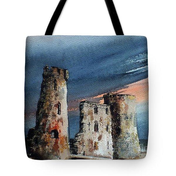 Ferns Castle, Wexford Tote Bag